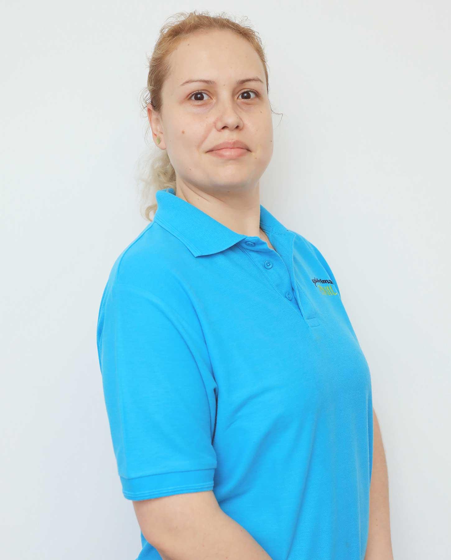 Alina Ciochină