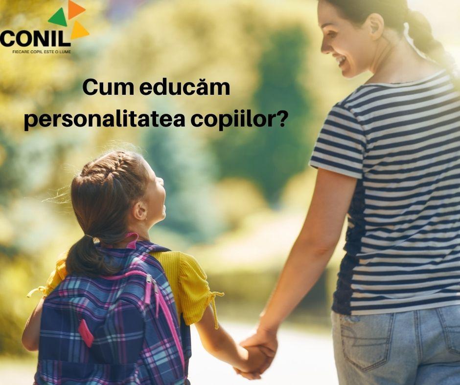 Educare personalității copiilor